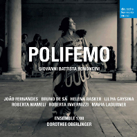 POLIFEMO/ ENSEMBLE 1700, DOROTHEE OBERLINGER [보논치니: 폴리페모 - 앙상블 1700, 오베를링거]
