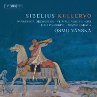 KULLERVO/ OSMO VANSKA [SACD HYBRID] [시벨리우스: 쿨레르보 교향곡 - 오스모 벤스케]