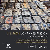 JOHANNES-PASSION/ HANS-CHRISTOPH RADEMANN [바흐: 요한 수난곡(1749년 판본) - 라데만]