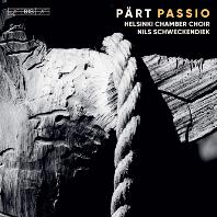 PASSIO/ HELSINKI CHAMBER CHOIR, NILS SCHWECKENDIEK [SACD HYBRID] [패르트: 요한 수난곡 - 독창자, 혼성 합창, 오르간을 위한(1982) - 헬싱키 실내 합창단]
