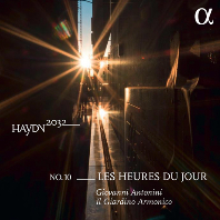 LES HEURES DU JOUR/ GIOVANNI ANTONINI [하이든 2032 프로젝트 10집: 교향곡 6번(아침), 7번(정오), 8번(저녁)]