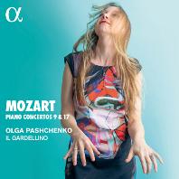 PIANO CONCERTOS 9 & 17/ IL GARDELLINO, OLGA PASHCHENKO [모차르트: 피아노 협주곡 9번 `죄놈`, 17번 - 올가 파셴코]