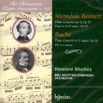 PIANO CONCERTOS/ HOWARD SHELLEY [THE ROMANTIC PIANO CONCERTO 43]