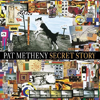 PAT METHENY - SECRET STORY [REMASTERED & DELUXE EDITION: 미발표곡 5곡포함  재발매 디지팩]*