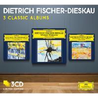 3 CLASSIC ALBUMS: SCHUBERT [피셔 디스카우: 슈베르트]
