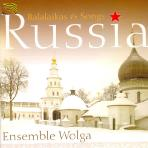 RUSSIA BALALAIKAS & SONGS