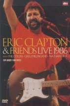 ERIC CLAPTON & FRIENDS LIVE 1986 [에릭 클랩튼 1986 라이브]