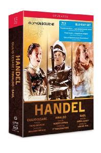 GIULIO CESARE, RINALDO, SAUL [헨델의 오페라 박스: 줄리오 체사레, 리날도, 사울(한글자막)]
