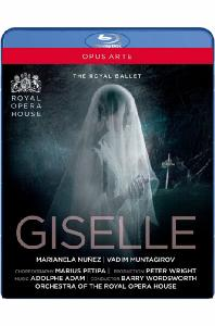 GISELLE/ ROYAL BALLET, BARRY WORDSWORTH [아당: 지젤 - 마리우스 프티파(피터 라이트 버전)]