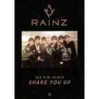 RAINZ(레인즈) - SHAKE YOU UP [미니 2집]