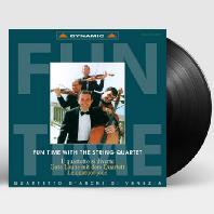 FUN TIME WITH THE STRING QUARTET/ QUARTETTO D`ARCHI DI VENEZIA [180G LP] [현악사중주와 함께 하는 즐거운 순간: 베네치아 현악 사중주단]