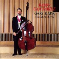 BASSO CANTABILE/ HARMON LEWIS [SACD HYBRID] [게리 카: 바소 칸타빌레 - 오페라 아리아 연주]