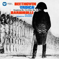 SYMPHONY NO.3 'EROICA'/ JOHN BARBIROLLI [ORIGINAL JACKET] [베토벤: 교향곡 3번 <에로이카> - 바비롤리]