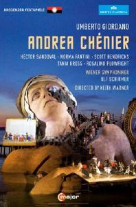 ANDREA CHENIER/ KEITH WARNER [죠르다노: 안드레아 세니에]
