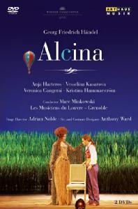 ALCINA/ MARC MINKOWSKI [헨델: 알치나]