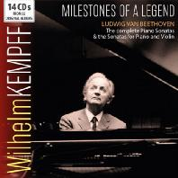 BEETHOVEN THE COMPLETE PIANO SONATAS: MILESTONES OF A LEGEND [빌헬름 켐프: 베토벤 소나타 전집]