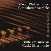 INSPIRED BY CLASSICS/ CZECH PHILHARMONIC CIMBALOM ENSEMBLE [브람스: 헝가리 무곡, 리스트: 헝가리 광시곡 2번, 사라사테: 치고이네르바이젠 외]