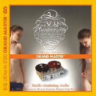 GRAND MASTER: MAGIC STEREO - 80TH ANNIVERSARY REE TO REEL [SILVER ALLOY LIMITED]