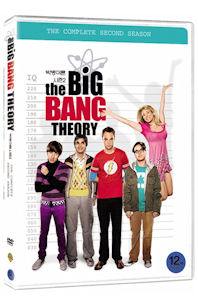    2 [THE BIG BANG THEORY SEASON 2] [13 4  TV ]