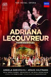 ADRIANA LECOUVREUR/ <!HS>MARK<!HE> ELDER [칠레아: 아드리아나 르쿠브뢰르]