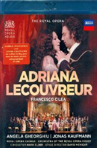 ADRIANA LECOUVREUR/ MARK ELDER [칠레아: 아드리아나 르쿠브뢰르]