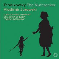 THE NUTCRACKER/ VLADIMIR JUROWSKI [SACD HYBRID] [차이코프스키: 호두까기 인형 - 블라디미르 유로프스키]