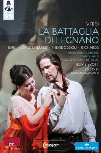 LA BATTAGLIA DI LEGNANO/ BORIS BROTT [TUTTO <!HS>VERDI<!HE> 13] [베르디: 레냐노의 전투]
