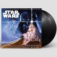 STAR WARS: A NEW HOPE [REMASTERED] [스타워즈 에피소드 4: 새로운 희망] [LP]