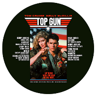 TOP GUN [PICTURE DISC LP]