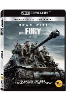 퓨리 4K UHD+BD [FURY]