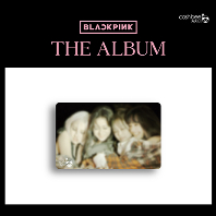 THE ALBUM_BLACKPINK [캐시비 교통카드]