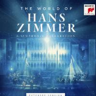 THE WORLD OF HANS ZIMMER: A SYMPHONIC CELEBRATION [2CD+BD] [한스 짐머: 영화음악 모음 - 오케스트라 & 합창단]