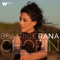 ETUDES OP.25, 4 SCHERZI/ BEATRICE RANA [쇼팽: 연습곡, 스케르초 - 베아트리체 라나]