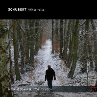 WINTERREISE/ MARKUS SCHAFER, TOBIAS KOCH [슈베르트: 겨울 나그네 - 마르쿠스 셰퍼]