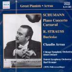 SCHUMANN.R.STRAUSS/ PIANO CONCERTO ETC