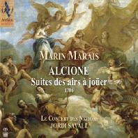 ALCIONE: SUITES DES AIRS A JOUER 1706 [SACD HYBRID] [마랭 마레: 알시온 관현악 모음곡]