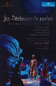 LES PECHEURS DE PERLES: THE PEARL FISHERS/ GABRIELE FERRO [비제: 진주 조개잡이]