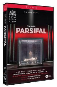 PARSIFAL/ ANTONIO PAPPANO [바그너: 파르지팔]