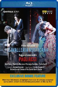 CAVALLERIA RUSTICANA & PAGLIACCI/ STEFANO RANZANI [마스카니 & 레온카발로: 카발레리아 루스티카나 & 팔리아치]