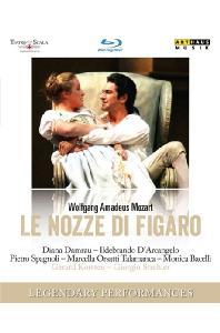 LE NOZZE DI FIGARO/ GERARD KORSTEN [LEGENDARY PERFORMANCES] [모차르트: 피가로의 결혼 (한글자막)]