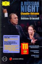 A RUSSIAN NIGHT/ HELENE GRIMAUD, CLAUDIO ABBADO