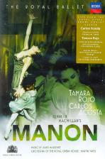 MANON/ THE ROYAL BALLET, MARTIN YATES [마스네: 마농 발레]