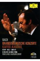 BRANDENBURG CONCERTOS, KAFFEE KANTATE/ NIKOLAUS HARNONCOURT [바흐: 브란덴부르크 협주곡, 커피 칸타타 - 아르농쿠르]