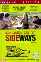 사이드웨이 S.E [SIDEWAYS] [13년 5월 폭스 가정의 달 프로모션] (저도 중고로 구매한 상품인데, 겉에 대여용이라고 크게 써있어요. DVD 품질에는 이상이 없어요,)