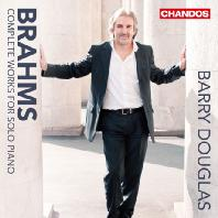 COMPLETE WORKS FOR SOLO PIANO/ BARRY DOUGLAS [브람스: 피아노 솔로 작품 전집 - 배리 더글라스]