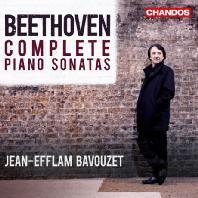 COMPLETE PIANO SONATAS/ JEAN-EFFLAM BAVOUZET [베토벤: 피아노 소나타 전곡 1-32번 | 장 에플람 바부제]