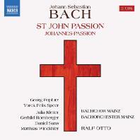 ST JOHN PASSION BWV 245/ RALF OTTO [바흐: 요한 수난곡(1749년, 1725년 버전 추가)]