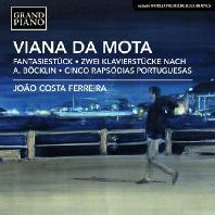PIANO WORKS/ JOAO COSTA FERREIRA [다 모타: 환상소곡, 뵈클린에 의한 두 개의 피아노 소곡, 포르투갈 랩소디 - 조앙 코스타 페레이라]