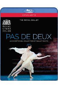 PAS DE DEUX/ THE ROYAL BALLET [로열발레: 파드되 - 베스트 컬렉션]
