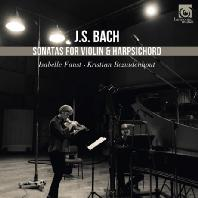 SONATAS FOR VIOLIN & HARPSICHORD/ ISABELLE FAUST, KRISTIAN BEZUIDENHOUT [바흐: 바이올린과 하프시코드를 위한 소나타 - 파우스트, 베주이덴호우트]